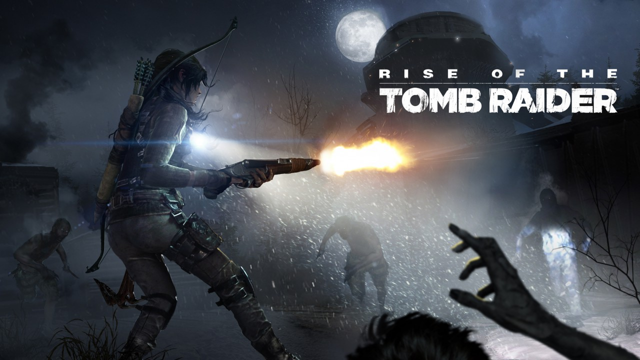 Rise of the Tomb Raider – Dead Space Art Director nun Teil des Teams