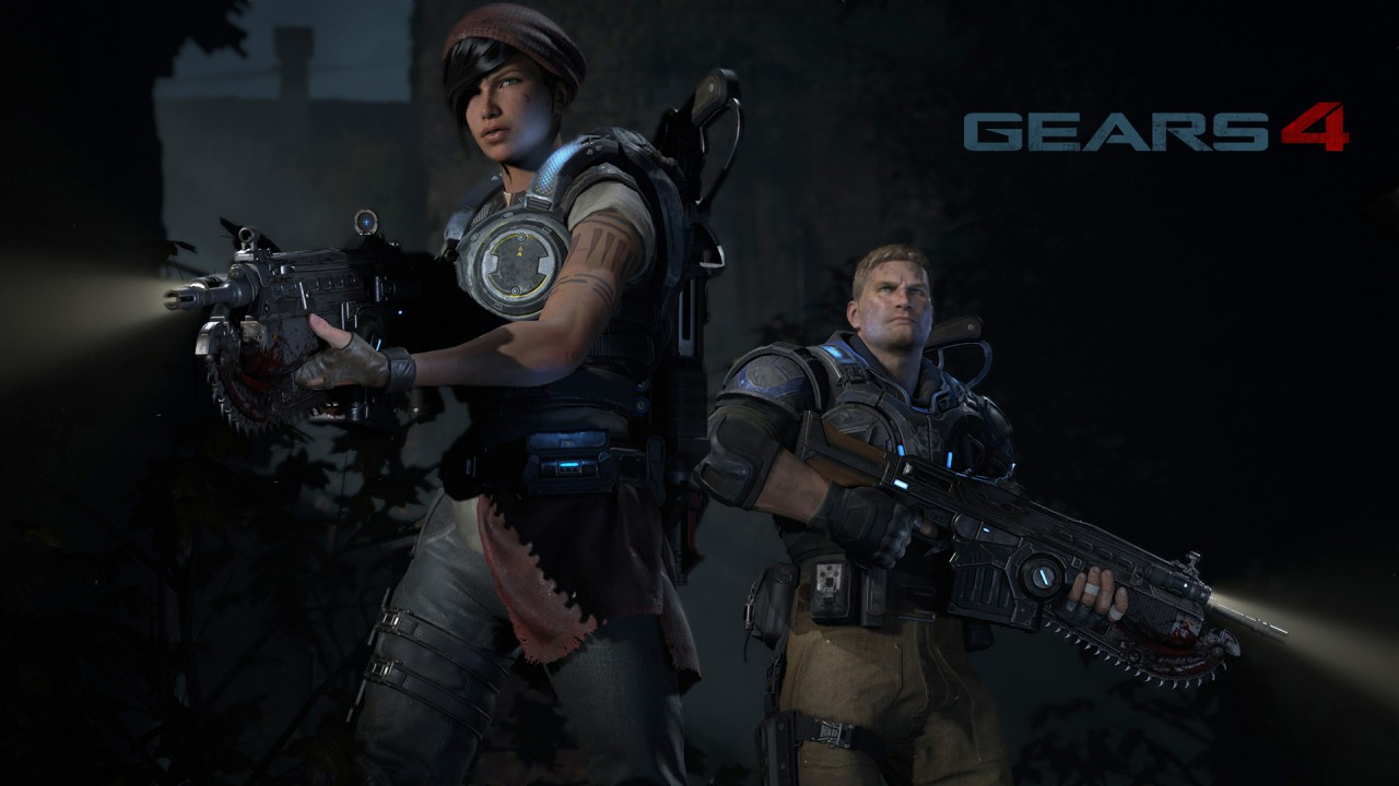 Gears of War 4 – Beta Start im April