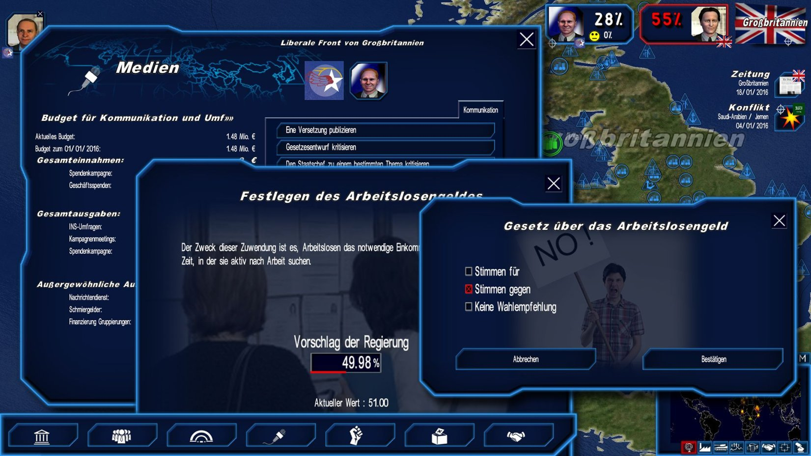 power revolution geopolitica simulator free download