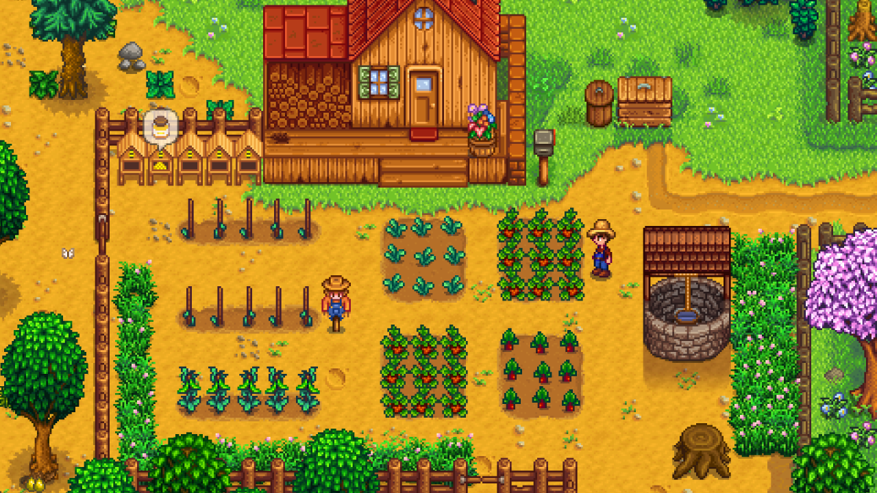 Stardew Valley – Launch-Trailer zum Update 1.1