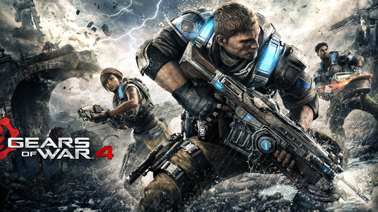 Gears of War 4 – Collectors Edition enthüllt