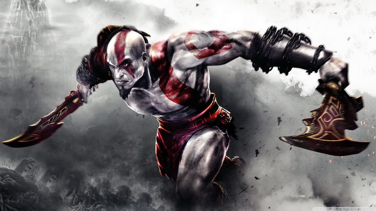 God of War 4 – Concept Art geleaked