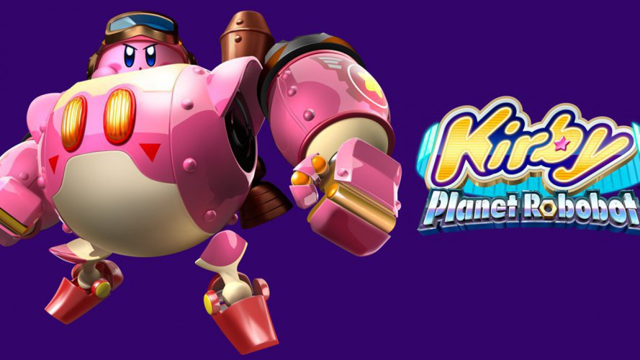 Kirby: Planet Robobot – 5-minütiger Japan-Trailer