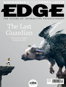 nat games edge the last guardian cover