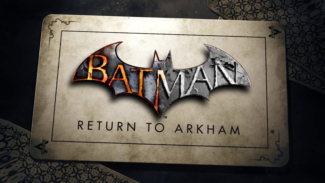 Batman Return to Arkham –  Release nicht vor November?