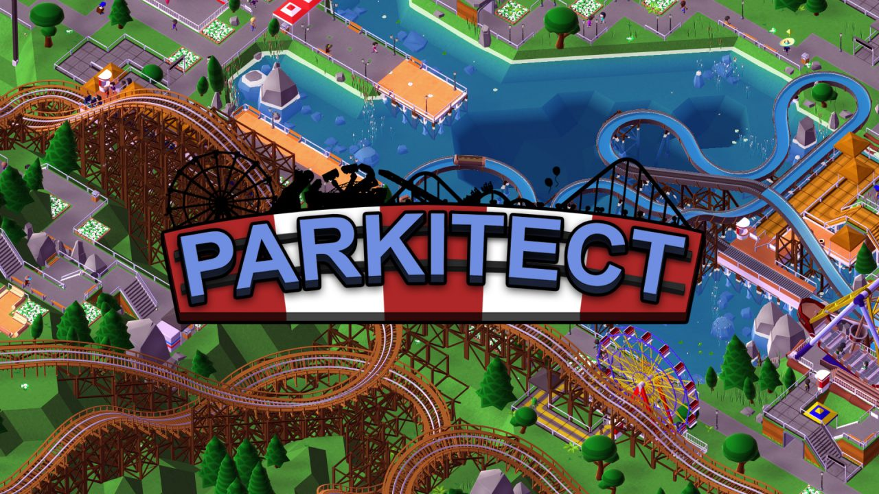 Angespielt: Parkitect (Early Access Alpha 1a)