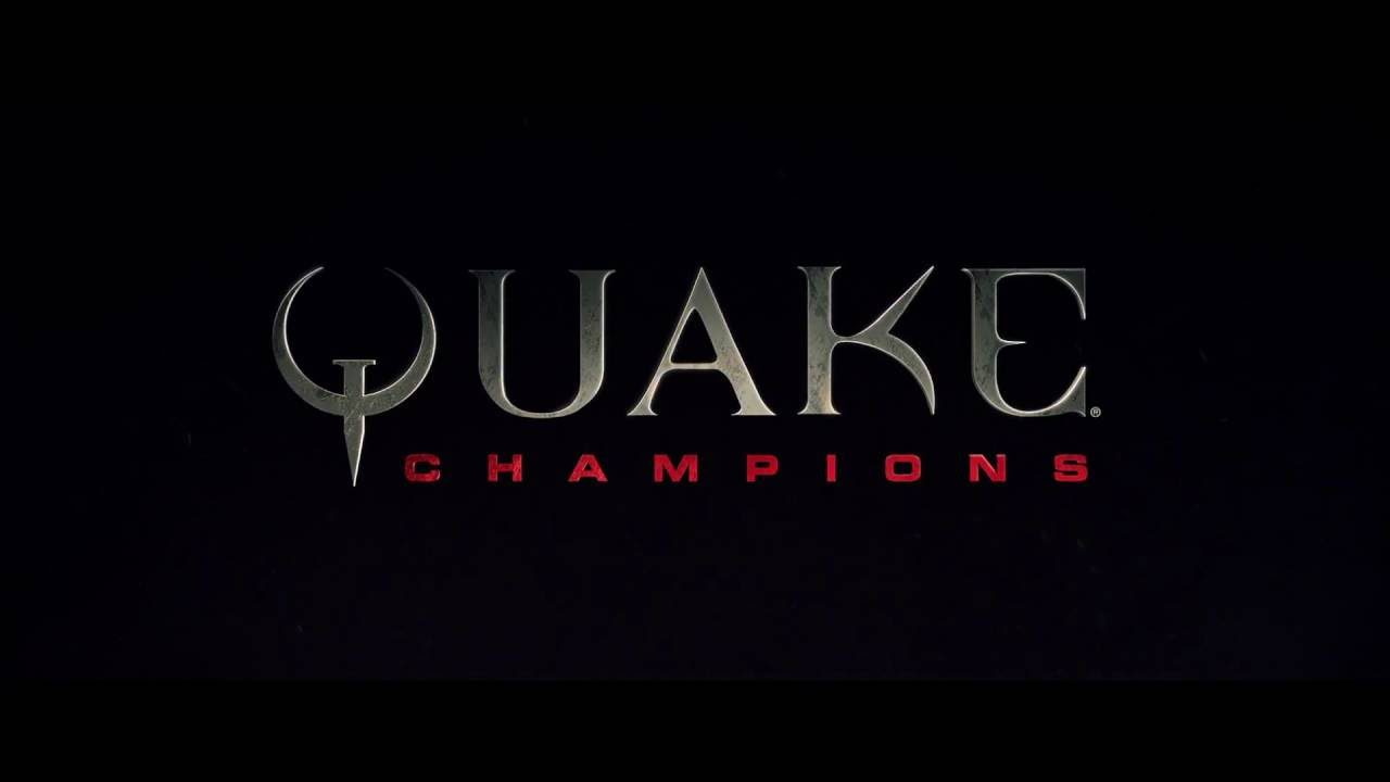 Quake-Champions-wallpaper-logo-bethesda-e3-2016-nat-games