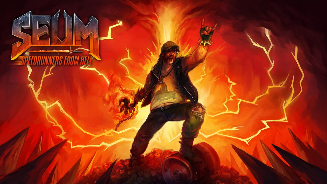 SEUM: Speedrunners from Hell – Ab heute auf Steam inklusive neuem Trailer