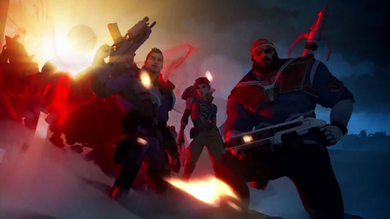 Agents of Mayhem – Deep Silver kündigt den brandneuen Blockbuster von Volition an