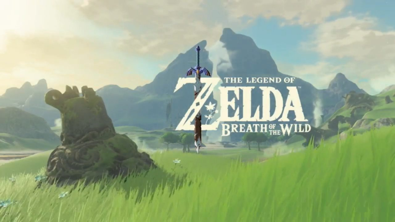 The Legend of Zelda: Breath of the Wild – Tempel der Zeit Trailer