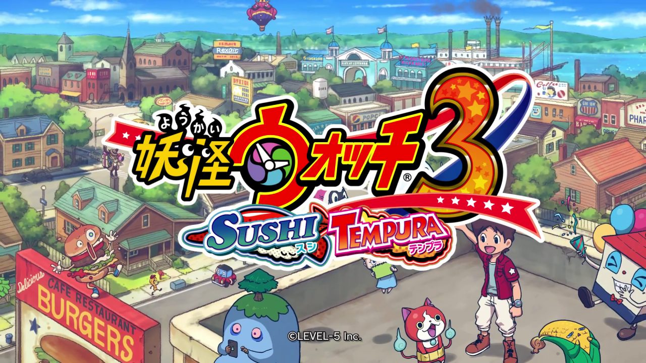 Yo-kai Watch 3 – Neues Gameplay Video veröffentlicht