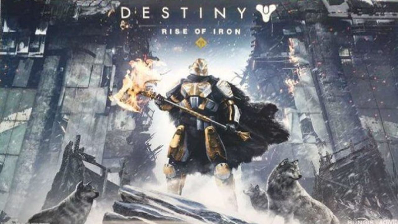 Angespielt: Destiny Rise of Iron (gamescom 2016)
