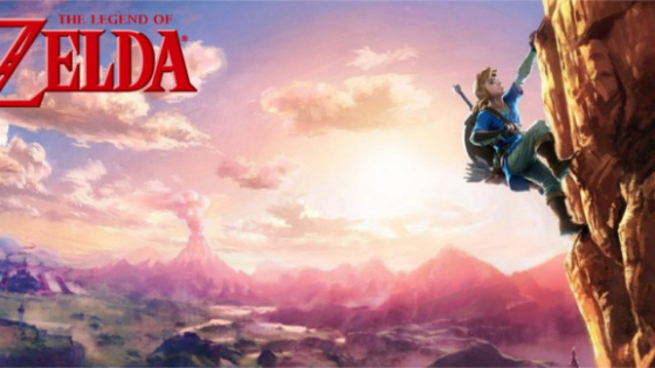 The Legend of Zelda – Neues Artwork zeigt Spielewelt