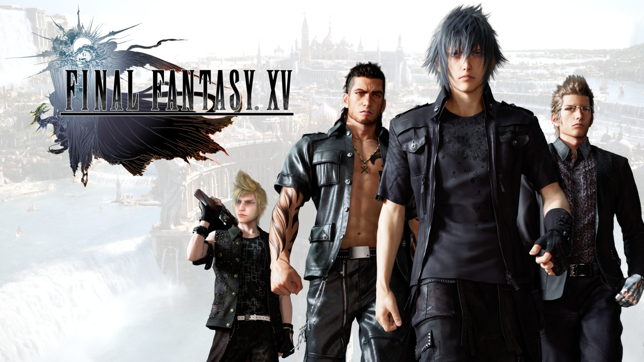 Final Fantasy XV – Squares RPG erhält Preorder Guide
