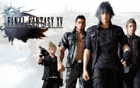 Final Fantasy XV – So gut wie fertiggestellt
