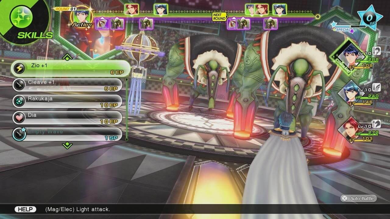 Tokyo Mirage Sessions FE 1