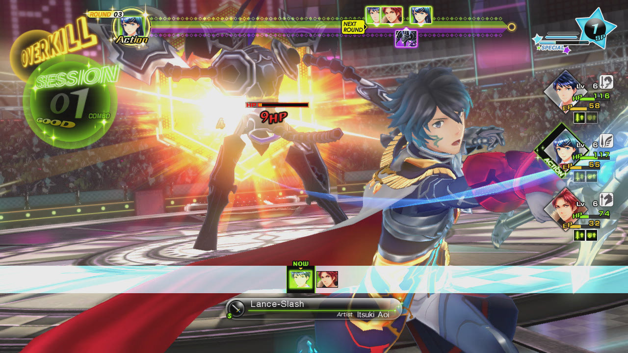 Tokyo Mirage Sessions FE 2