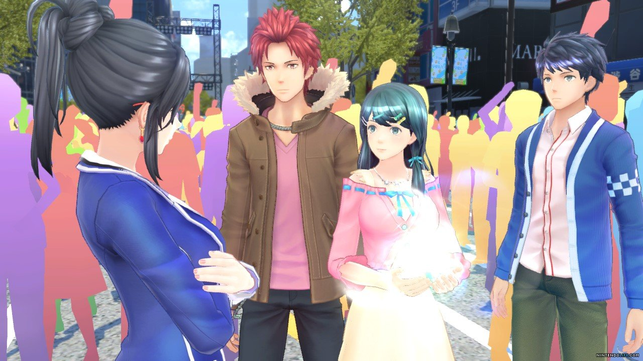Tokyo Mirage Sessions FE 4