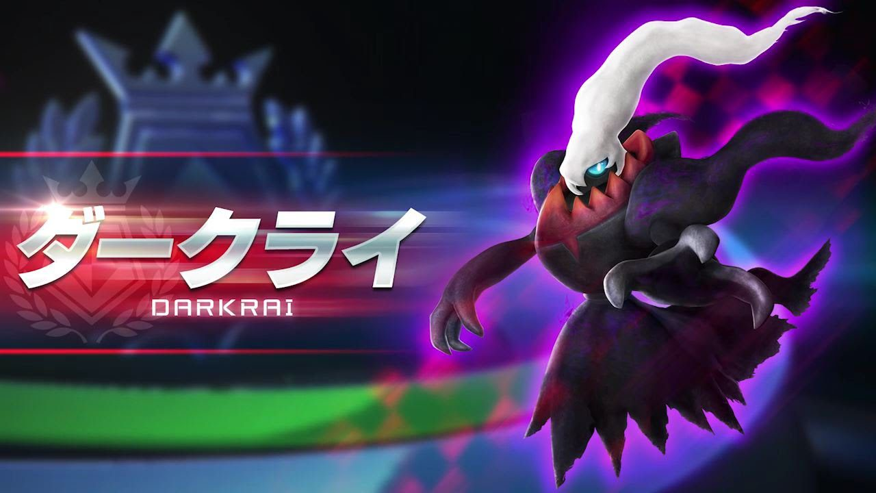 Pokken Tournament – Darkrai ist neuer Kämpfer in der Arcade-Version