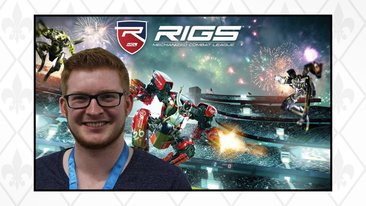 gamescom 2016 Fazit – RIGS Mechanized Combat League