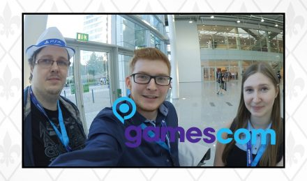 Behind the Redaktion – gamescom 2016 Vlog #02 vom 17.08.2016