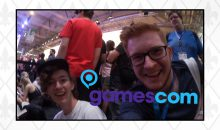 Behind the Redaktion – gamescom 2016 Vlog #03 vom 18.08.2016
