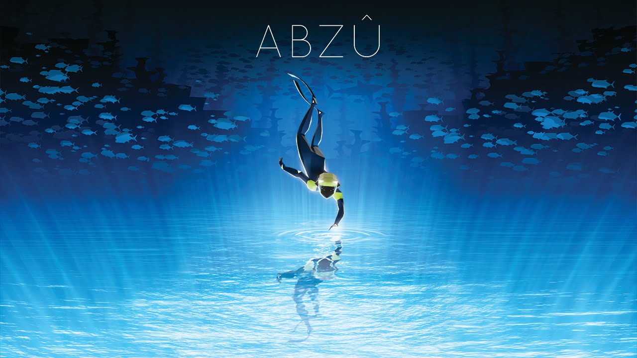 ABZU Logo Wallpaper