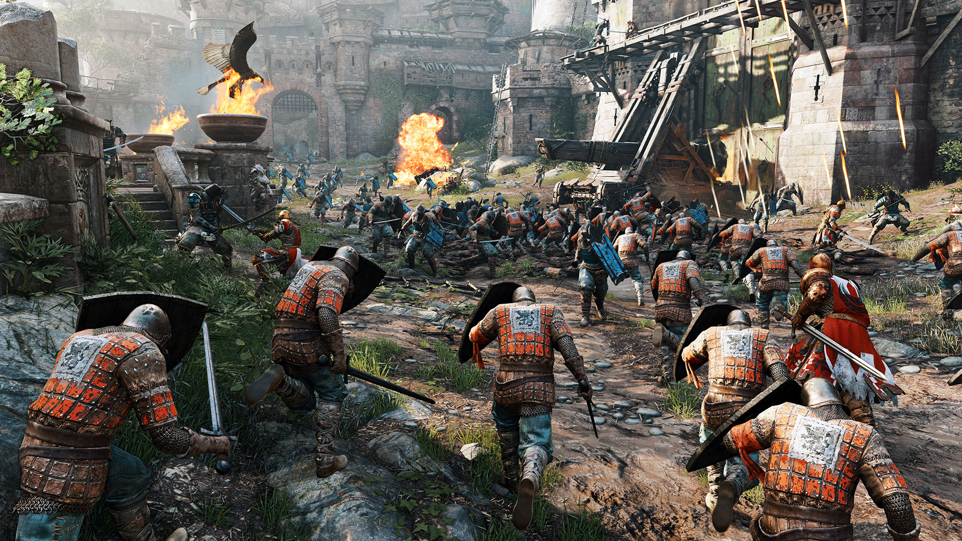nat games for honor 1