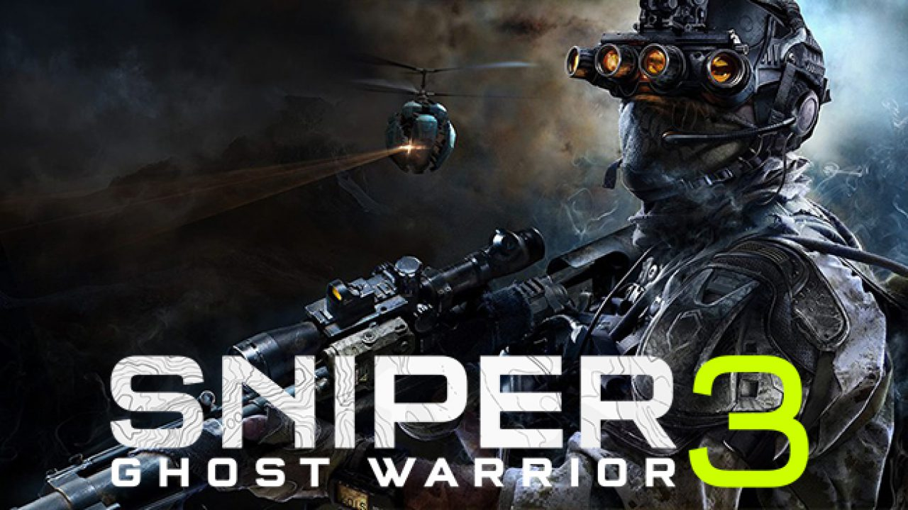 Sniper Ghost Warrior 3 – Gamescom 2016 Gameplay Demo