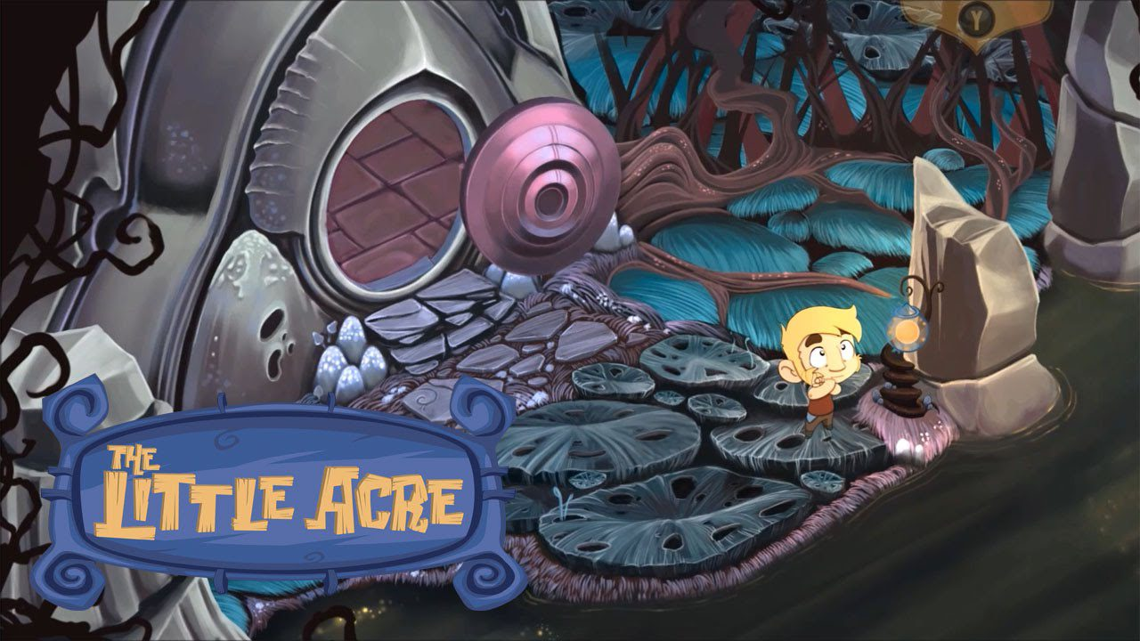 Angeschaut: The Little Acre (gamescom 2016)