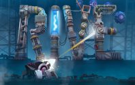 Rive – Test zum Bullet Hell-Space-2D-Shooter
