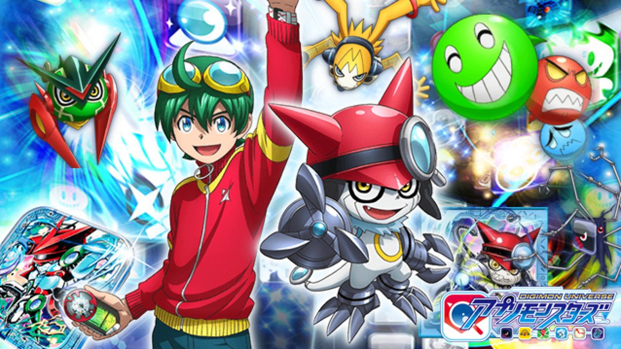 Digimon Universe: Appli Monsters – Neuer Trailer