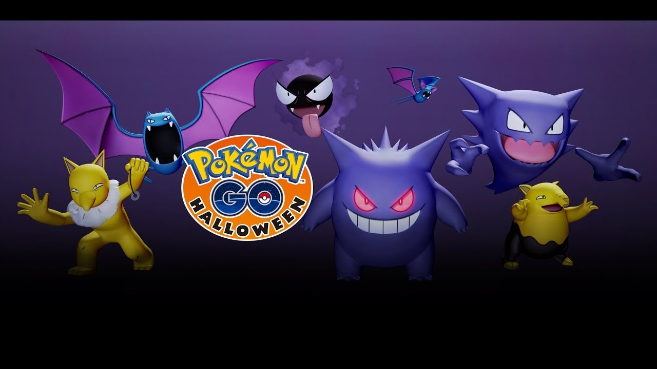 Pokémon GO – Halloween-Event angekündigt