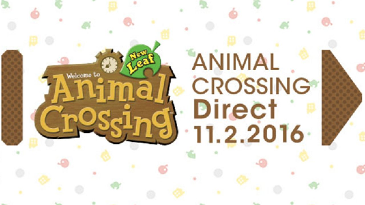 Animal Crossing – Direct für morgen angekündigt