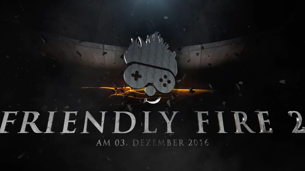 Friendly Fire 2 – Charity-Event kehrt zurück