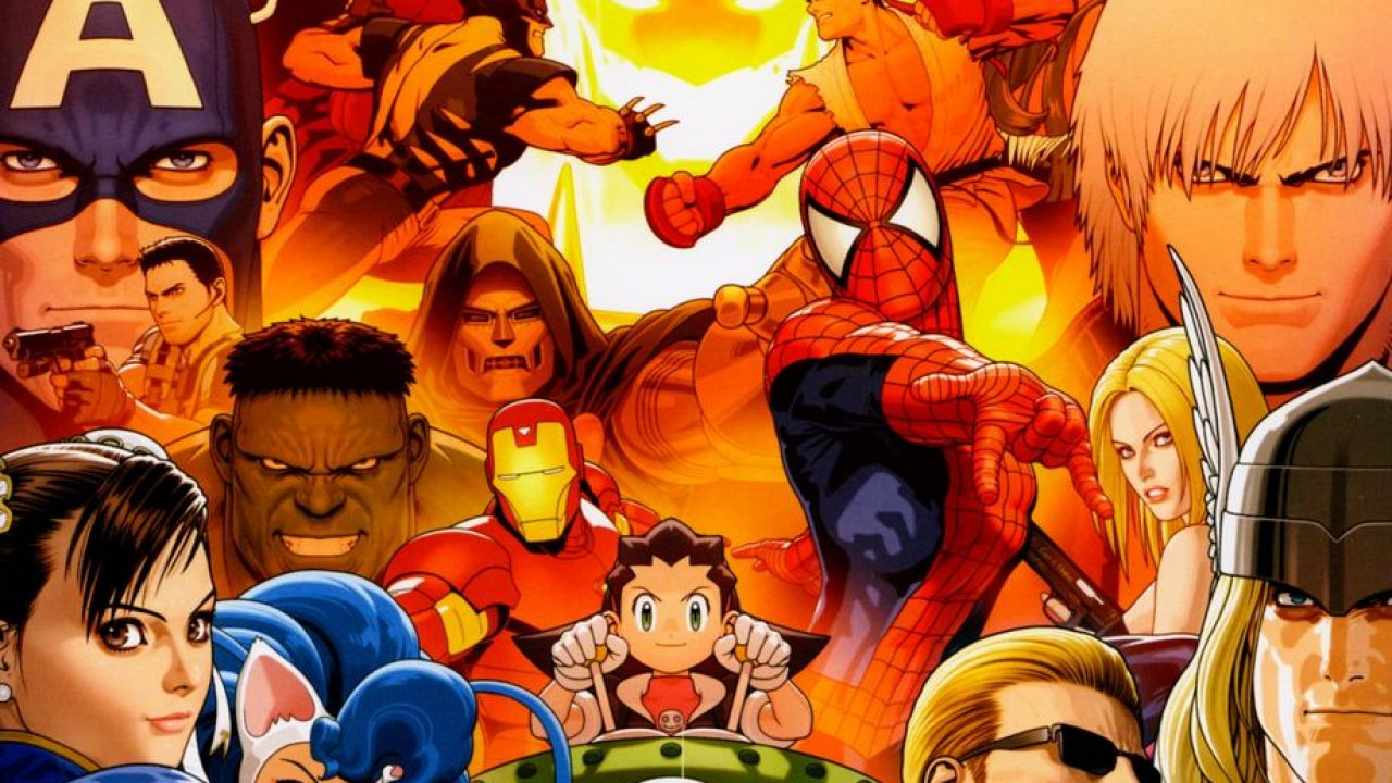 Marvel vs. Capcom 4 – Kommt es 2017?