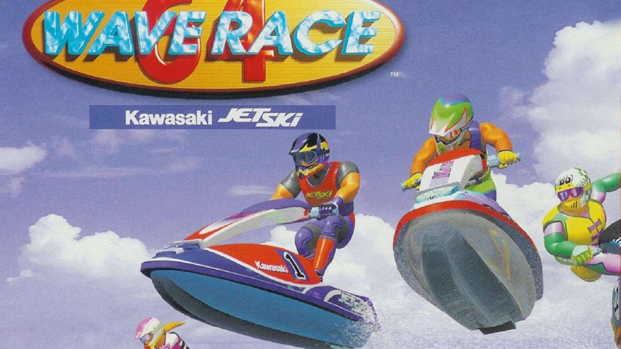 Wave Race – Nintendo sichert sich die Trademark