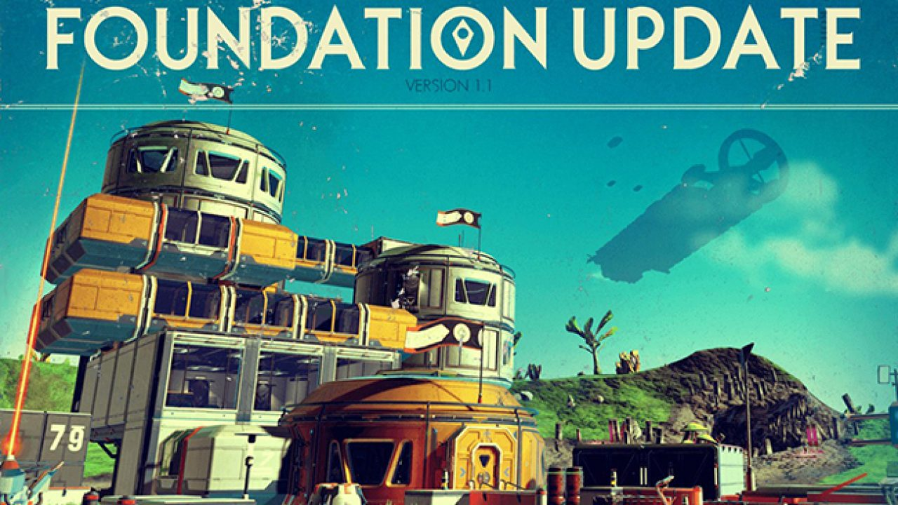 No Man's Sky – Foundation Update bringt jede Menge Änderungen