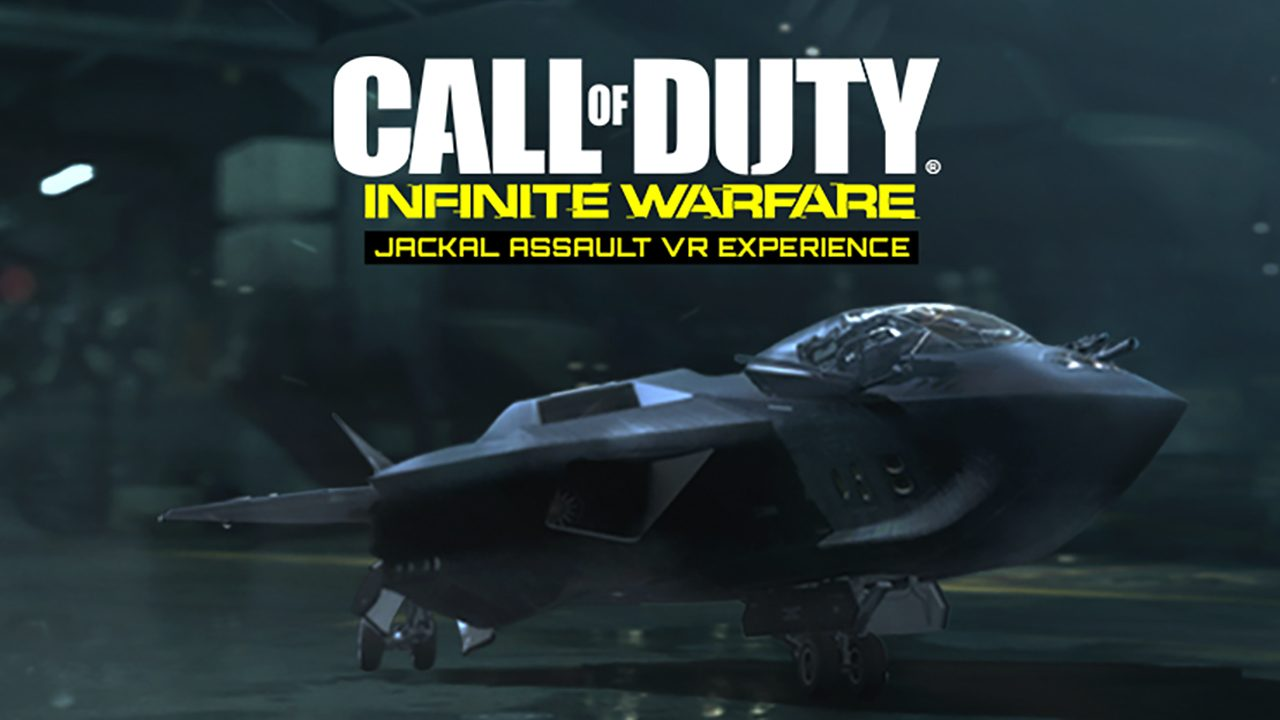 The Call of Duty: Infinite Warfare Jackal Assault – VR Experience kostenlos im PSN