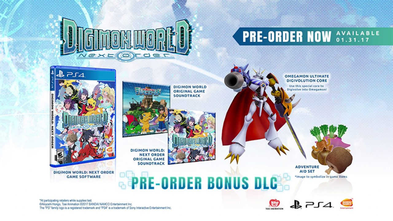 Digimon World: Next Order – Europa Release im Januar