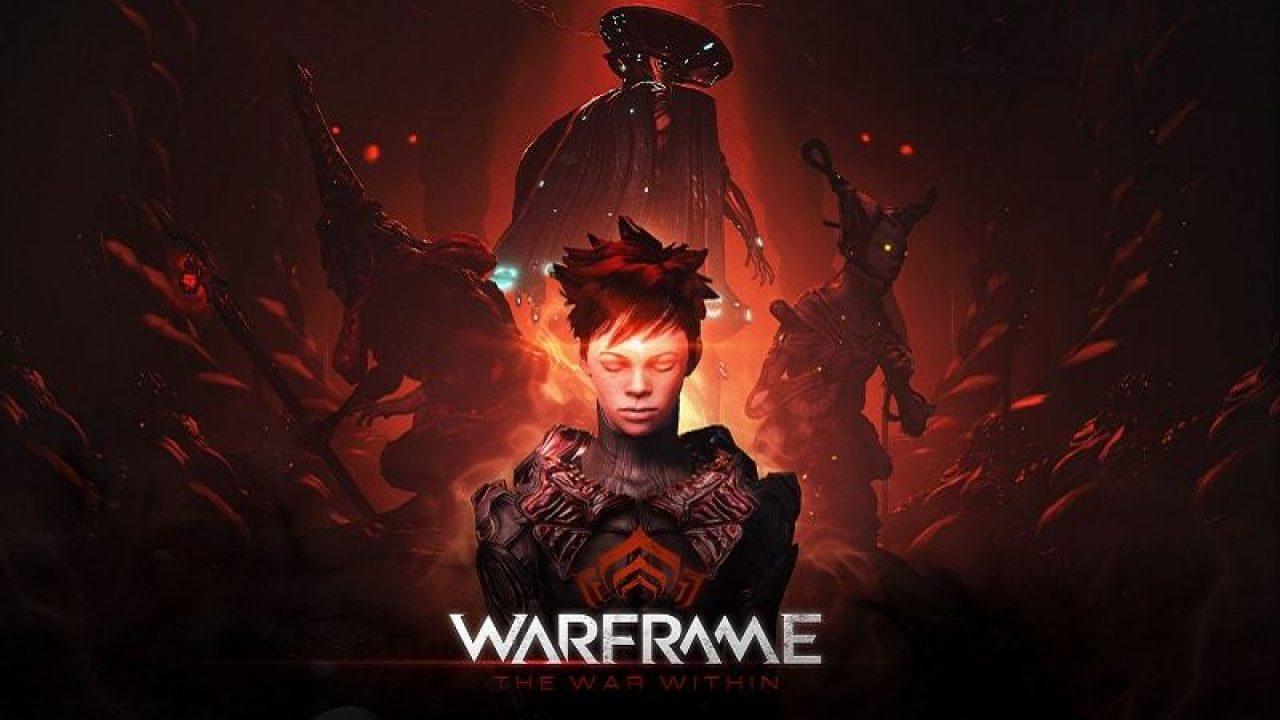 WARFRAME: The War Within – Update erreicht die Top Drei der Steam-Spiele