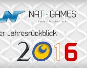 NAT-Games Jahresrückblick 2016 inkl. Game of the Year