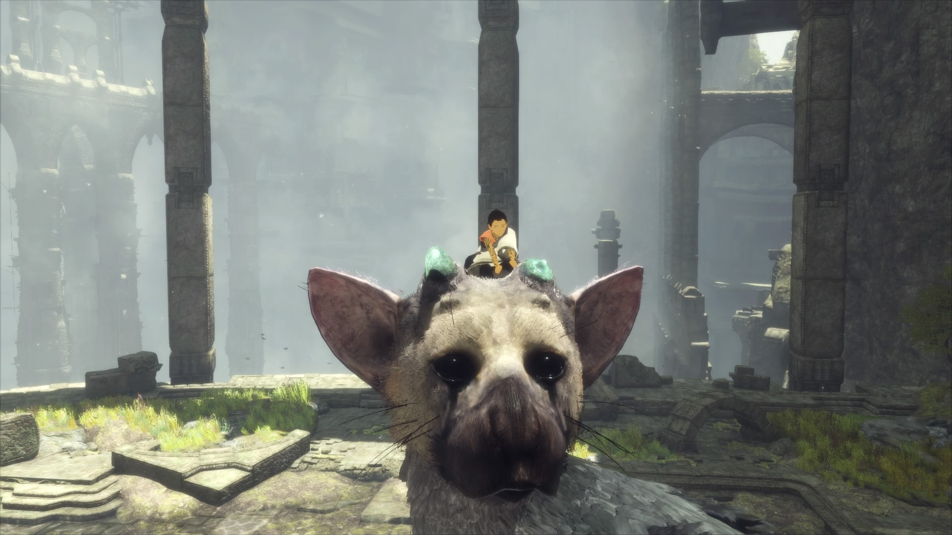The Last Guardian Bild 2