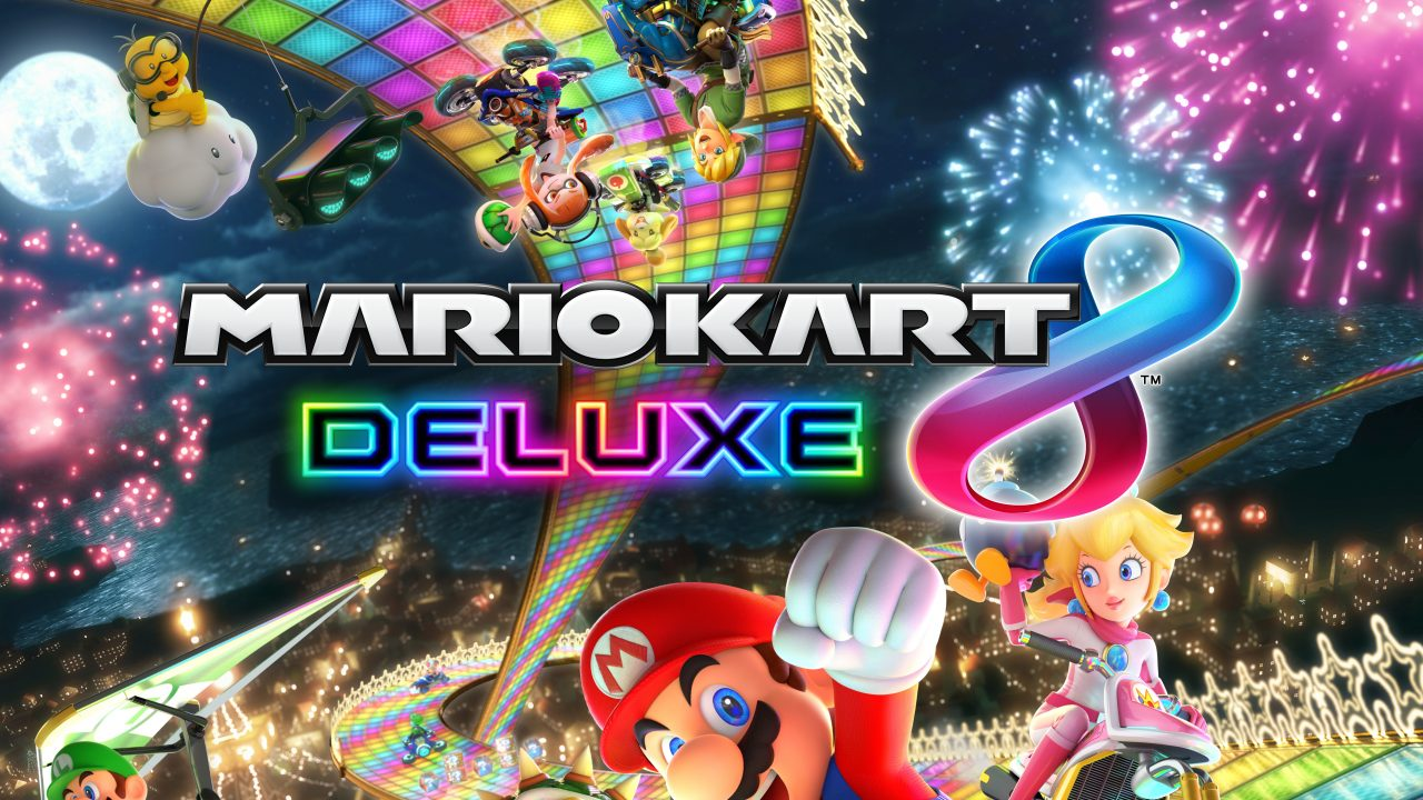 mario kart 8 deluxe kommt wohl im bundle mit der switch nat games. Black Bedroom Furniture Sets. Home Design Ideas