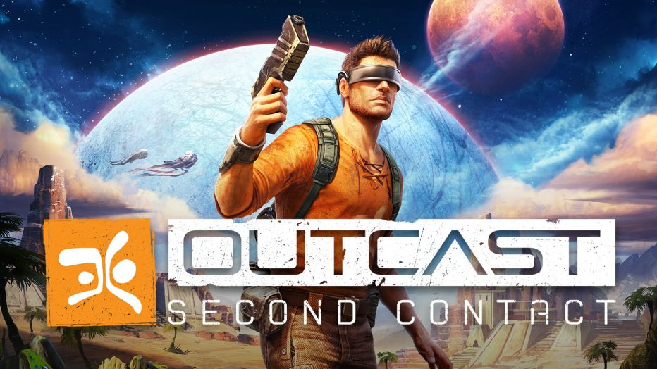Outcast-second-contact-logo-title-nat-games