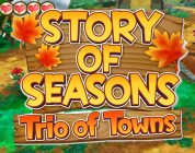 Story of Seasons: Trio of Towns – Trailer stellt Bachelors vor