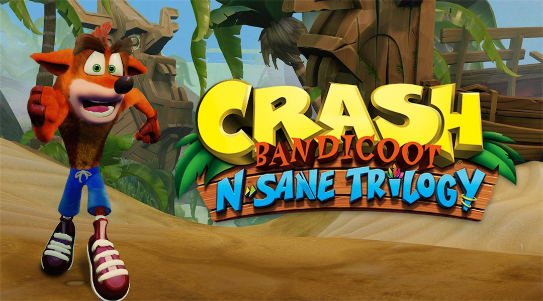 Crash Bandicoot N Sane Trilogy Crash Bandicoot N. Sane Trilogy