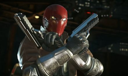 Injustice 2 – Red Hood in DLC-Trailer vorgestellt