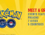 Pokémon GO – Meet and Greet mit Pikachu