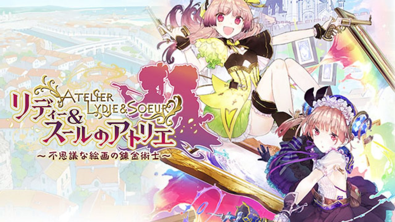 Atelier Lydie & Suelle: The Alchemists and the Mysterious Paintings – Release für Europa bekannt gegeben